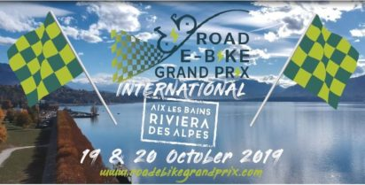 19 et 20 octobre, Road e-bike grand prix !