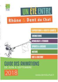 Un été entre Rhône et Dent du Chat
