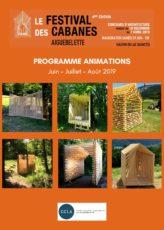 Programme Festival des cabanes