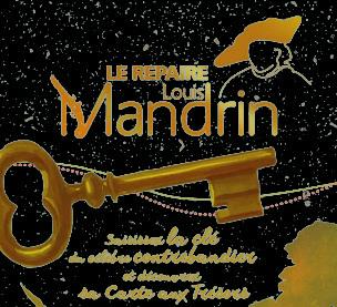 Programme des animations du Repaire Louis Mandrin