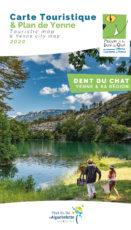 Carte Touristique & Plan de Yenne 2020 - Territoire Dent du Chat